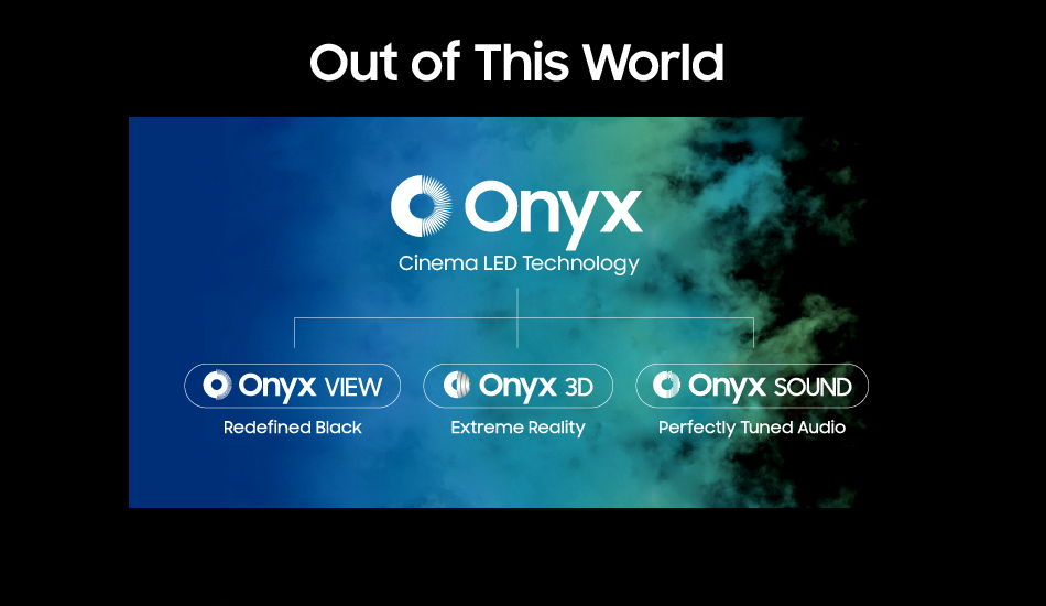 Samsung Onyx giant 4K Cinema LED screen