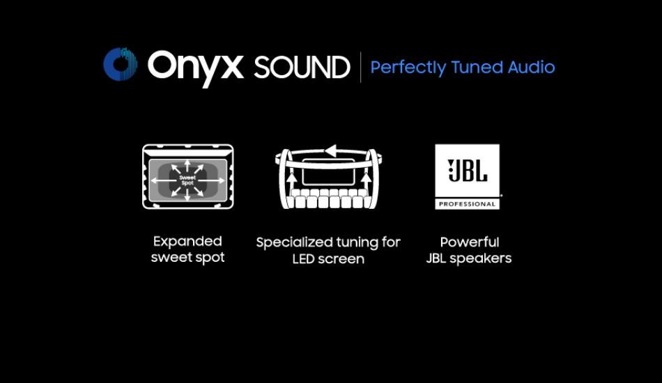 Samsung Onyx 4K Cinema LED screen