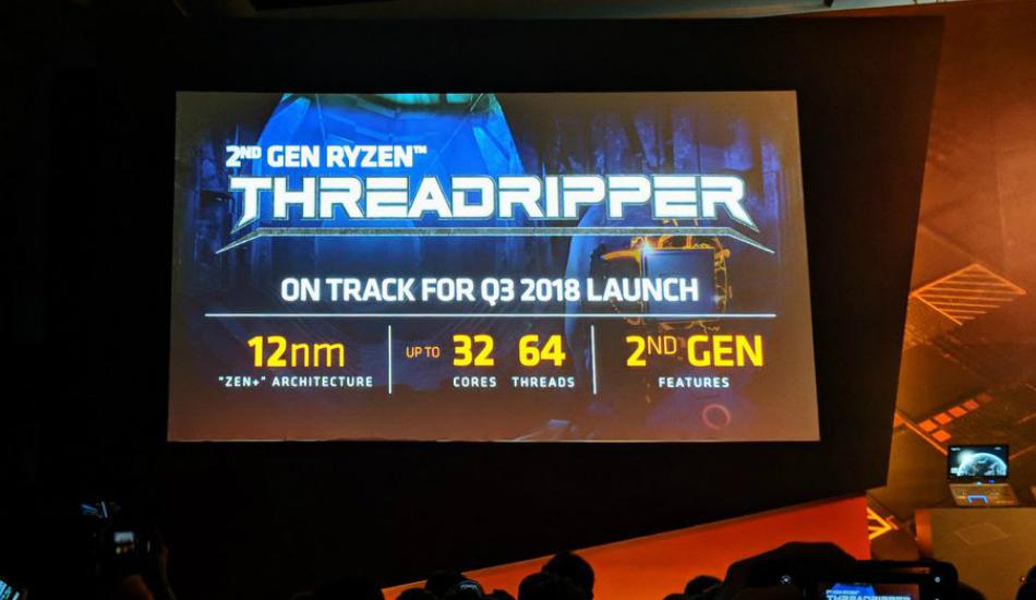 Ryzen Threadripper 2