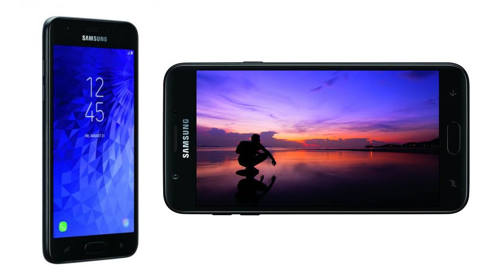 Samsung Galaxy J3, J7