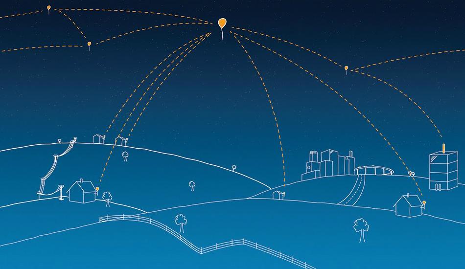 Uttarakhand WiFi air balloons