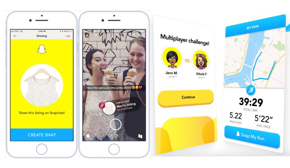 Snapchat Snap Kit