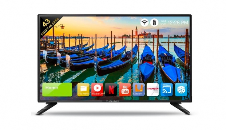 Thomson 43-inch 4K UHD Smart TV