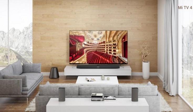 Xiaomi Mi TV 4 LED 4K 55-inch Smart TV