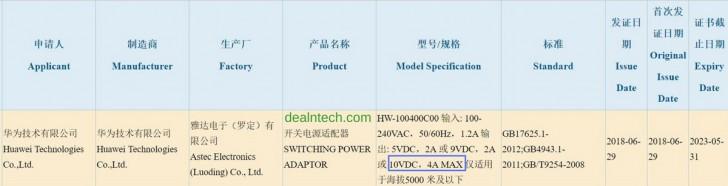 Huawei Super Charge