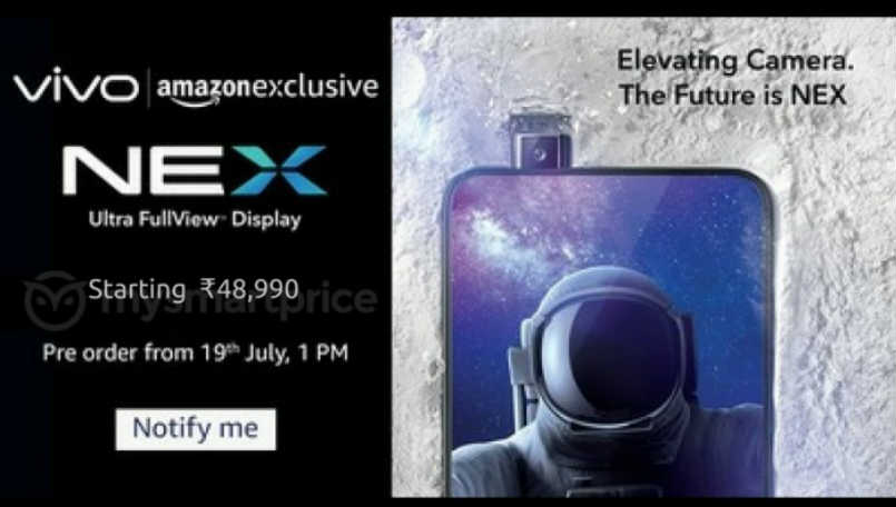 Vivo NEX price leaked ahead of launch