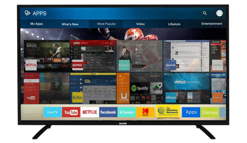 Top 5 Cheap Smart TVs in India less than Rs 30,000, July 2018