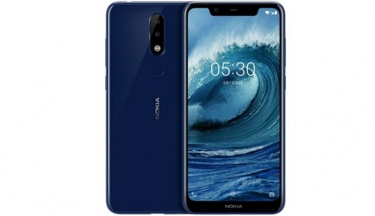 Nokia X5 offers dual cameras and a notch for less