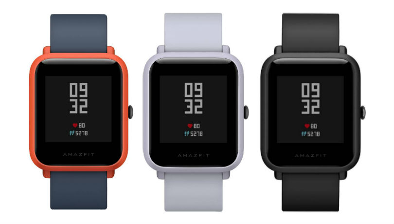Xiaomi's Huami enters India, launches Amazfit Bip & Stratos