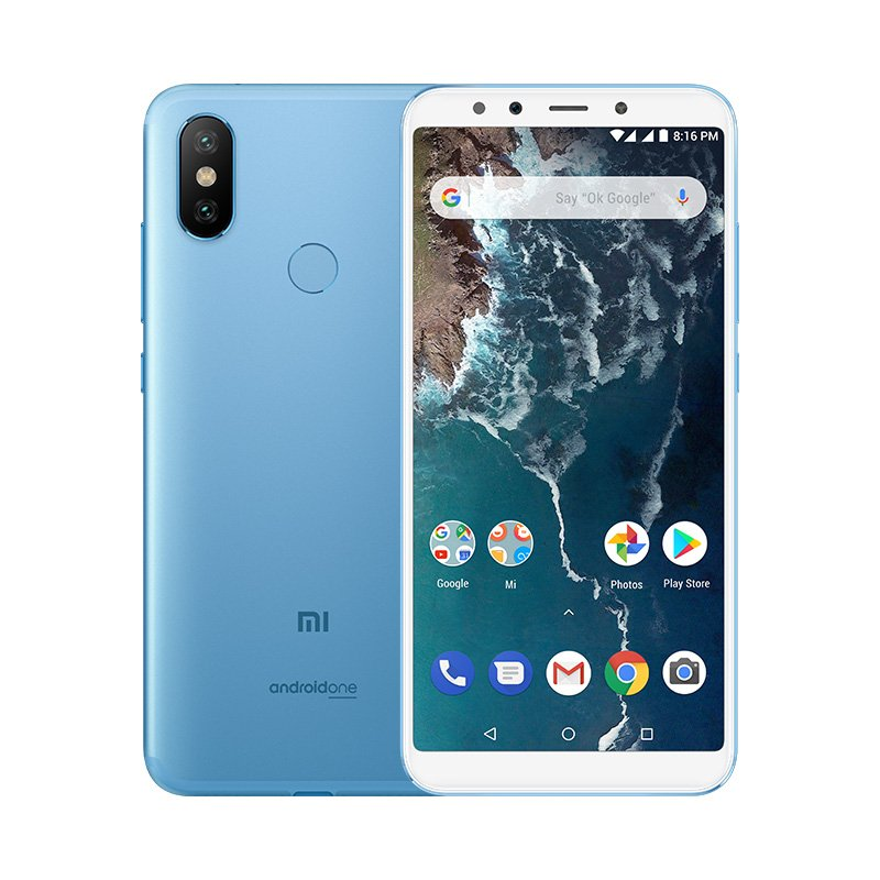 Xiaomi Mi A2 and Mi A2 Lite launched