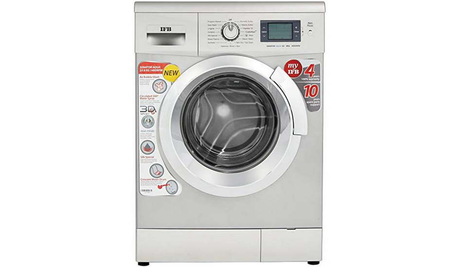Top 5 washing machines in India, August 2018
