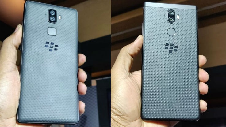 BlackBerry Evolve series