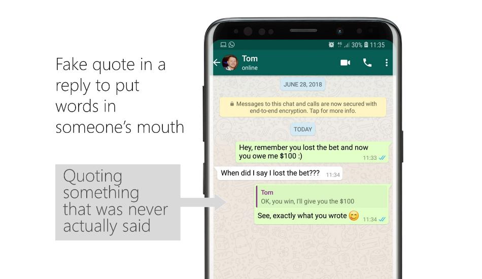 WhatsApp vulnerability