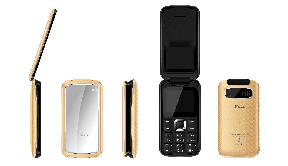 M-tech Mobile G Flip