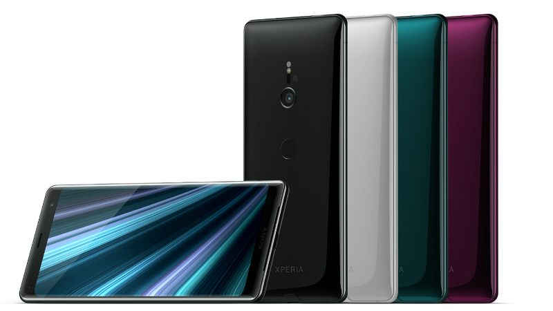 Sony unveiled its flagship Xperia XZ3