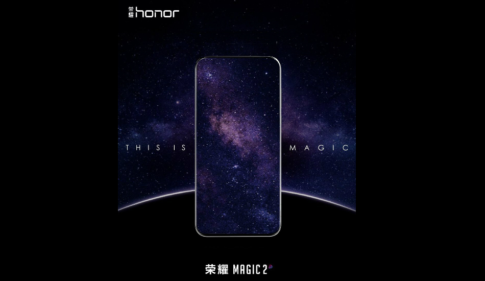 Honor takes on the OPPO Find X with the Magic 2