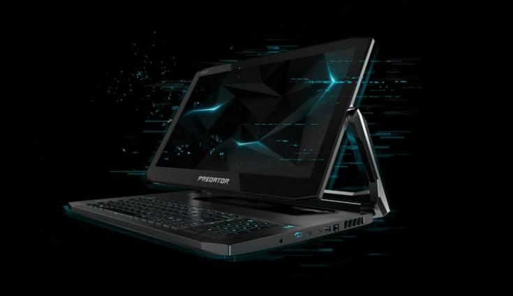 Acer Predator Triton 900 gaming laptop