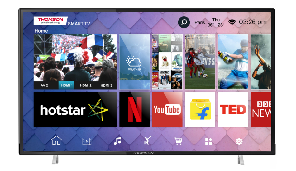 Thomson 4K Smart TV