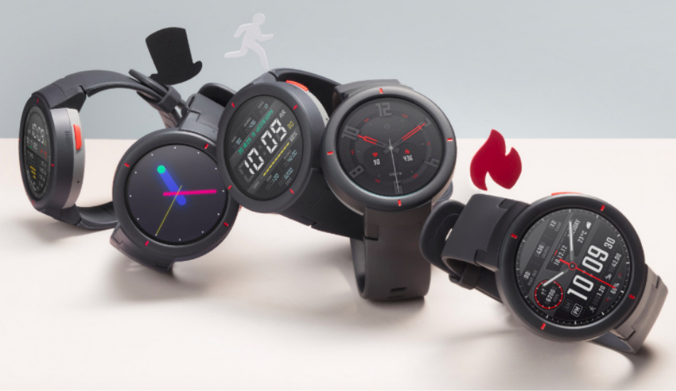 Xiaomi-owned Huami launches Amazfit Verge with OLED display, 5-day battery