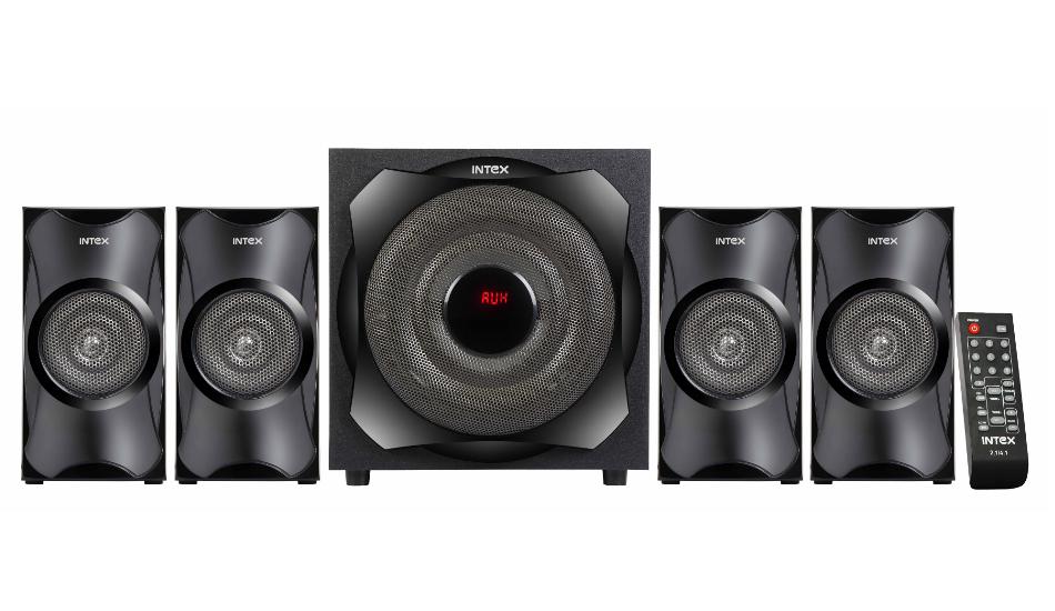 Intex XH Bomb SUFB 4.1 speakers