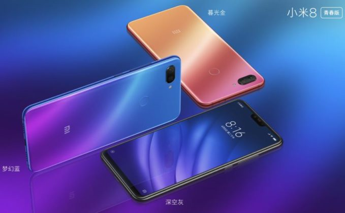 Xiaomi Mi 8 Pro Announced; Essentially Mi 8 Explorer Without Translucent Skin class=
