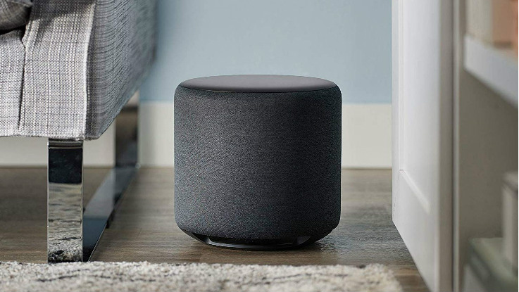 Amazon Echo device