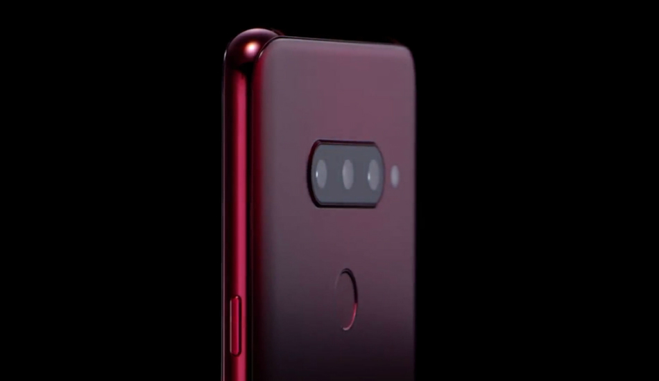 LG Confirms The Five Cameras On V40 ThinQ
