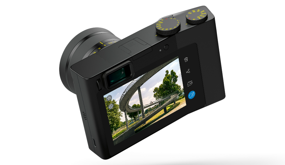 Zeiss ZX1 full-frame compact camera