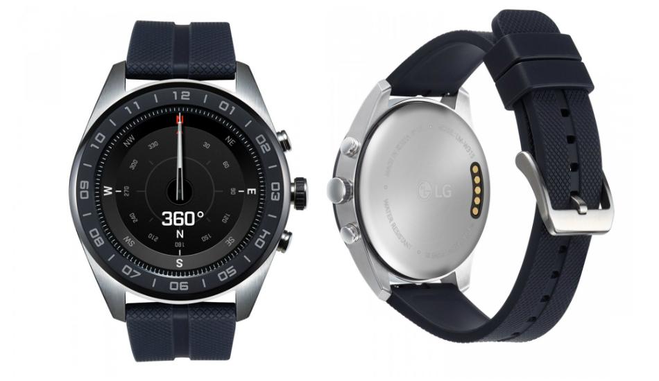 LG Watch W7 Hybrid Wear OS smartwatch