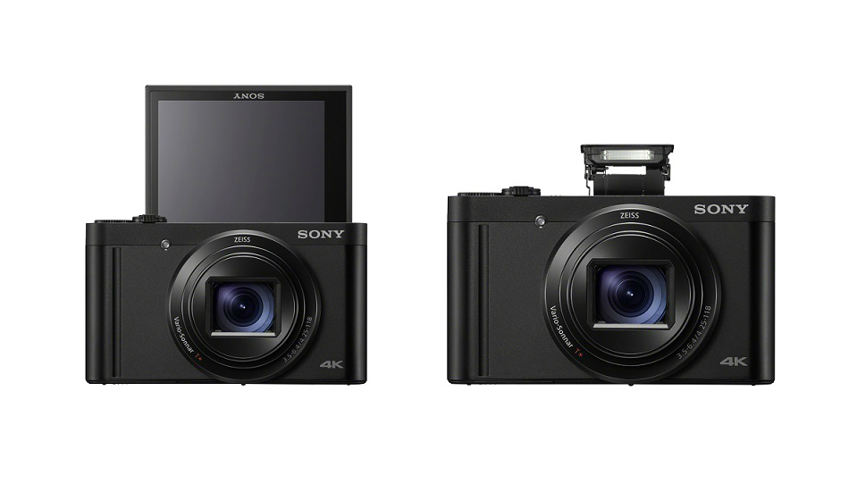 Sony Cyber-Shot DSC-WX800 Camera