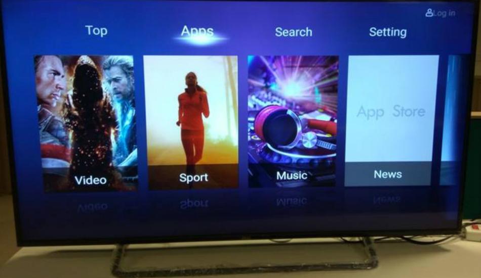 AKAI 4K ULTRA HD Smart LED TV