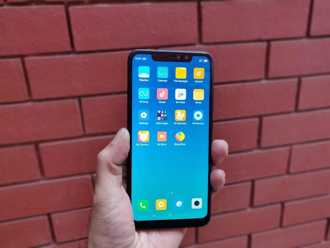 Xiaomi Redmi Note 6Pro
