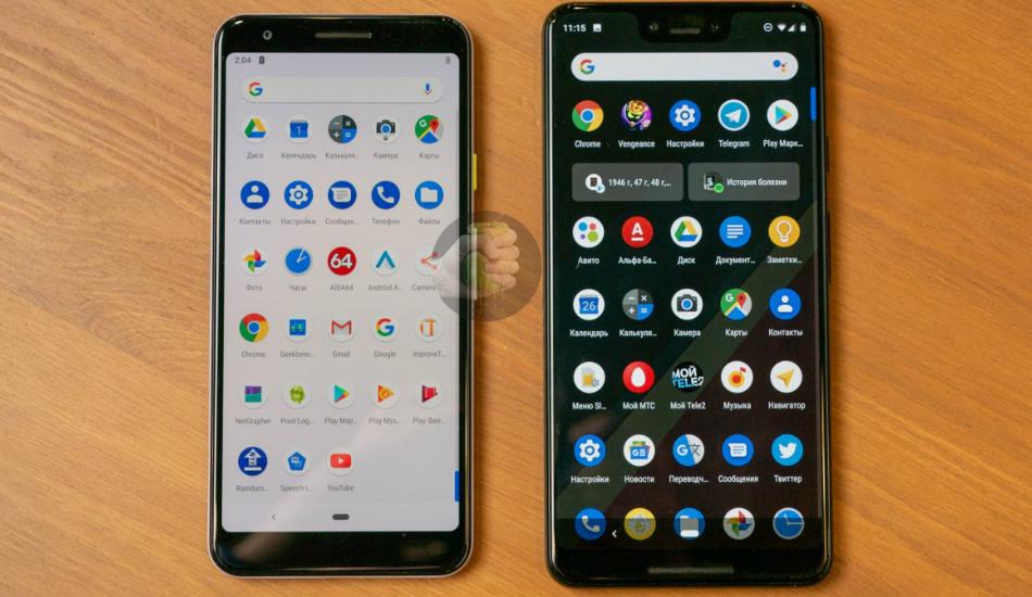 Pixel 3 Lite vs Pixel 3 XL