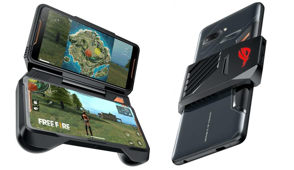ASUS ROG Phone accessories