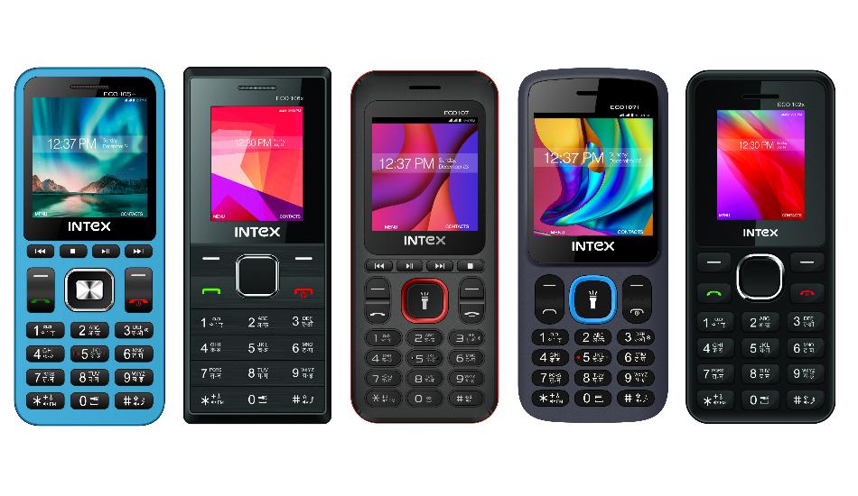 Intex ECO series