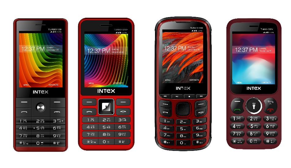 Intex Turbo series
