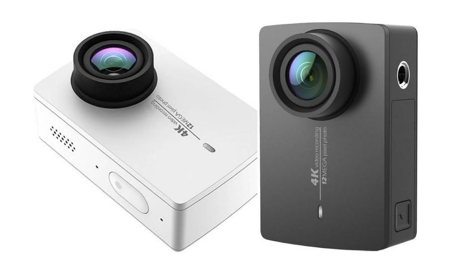 Yi Action Camera, Yi 4K Action Camera