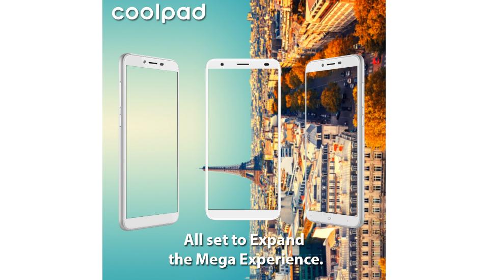 Coolpad Mega-series launch India