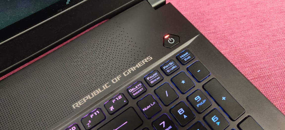 Asus ROG Zephyrus M Review