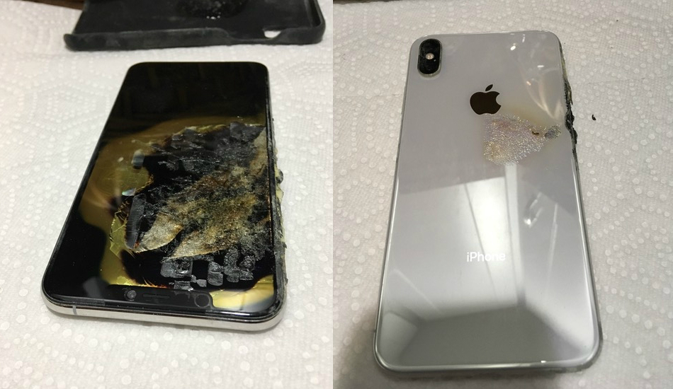 Apple iPhone XS Max Reportedly Exploded in Man's Pocket