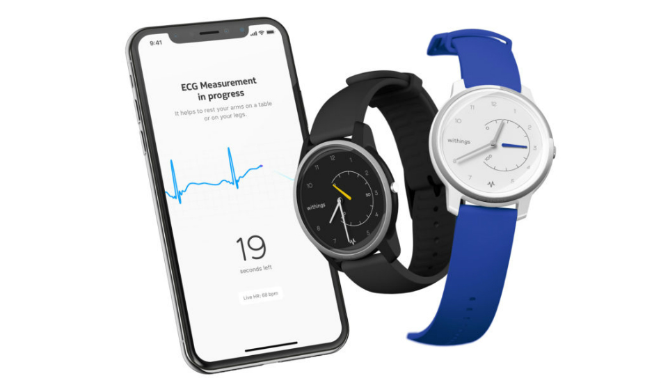 Withings Move and Move ECG