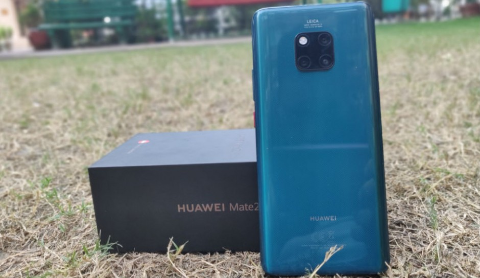 The Huawei Mate 20 Pro Review: Best smartphone to buy but