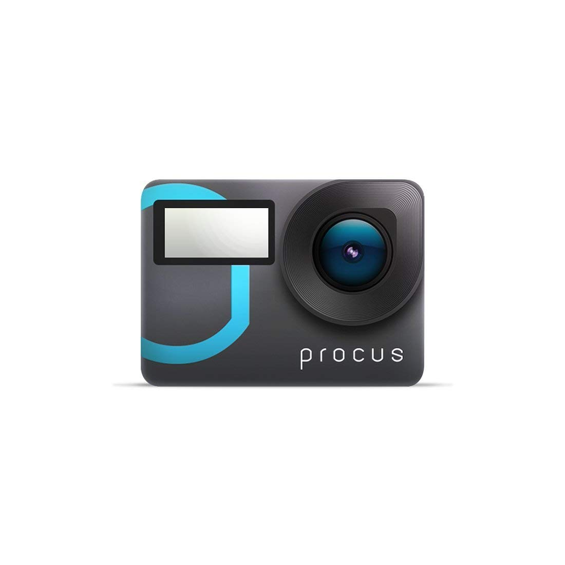 Procus Epic 4K 12MP Action Camera