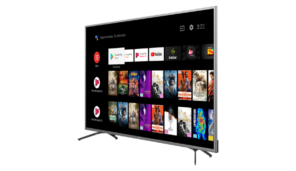 Vu Android 4K TV 43-inch
