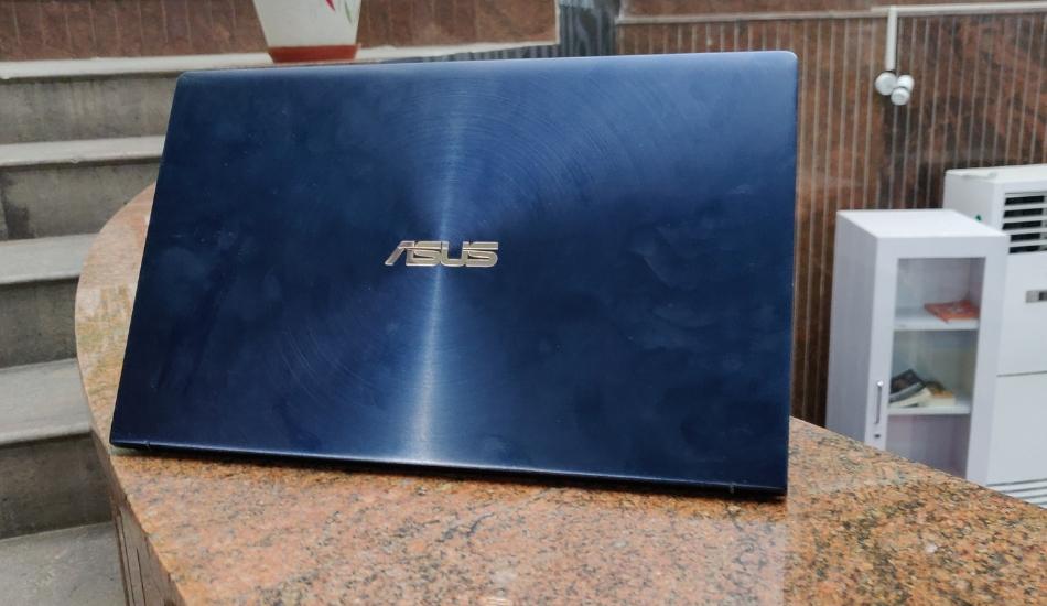 Asus Zenbook 14 Review: Sleeker, lighter and powerful!