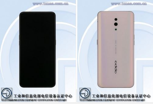 Oppo's upcoming Reno phone hides selfie camera in wedge slider