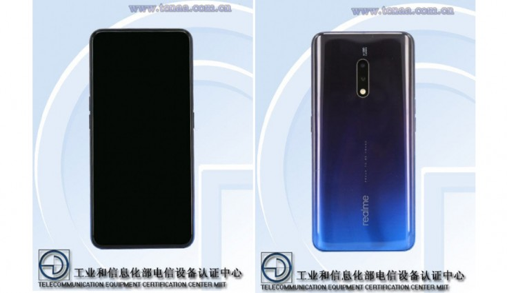 Realme RMX1901 and RMX1851 gets certified by TENAA, launch imminent