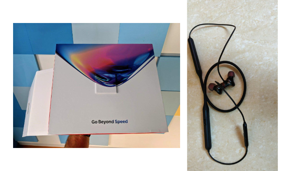 OnePlus Bullets Wireless 2 Headphones and the Warp Charge 30 car charger
