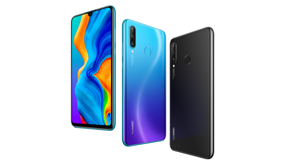 216423d52f1 The P30 Lite features a 6.15 inch (2312 x 1080 pixels) with Full HD+  resolution and tall 19.5 9 ratio. It is powered by 2.2GHz octa-core  processor with ...