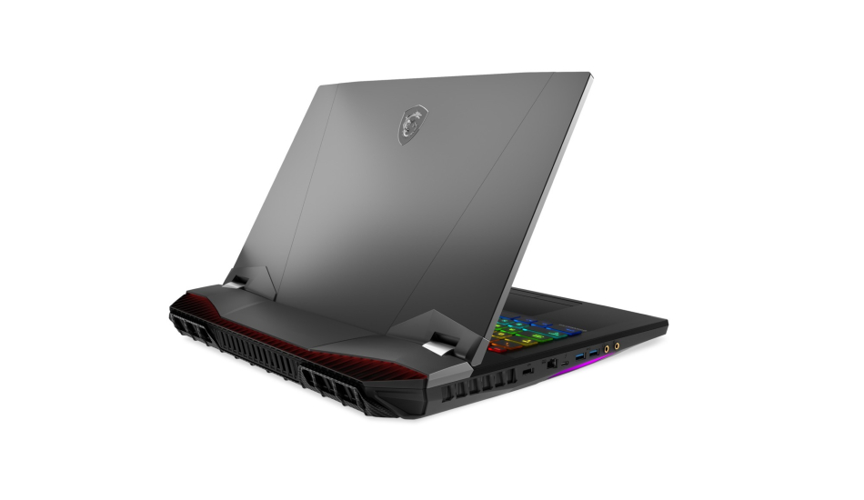 MSI GT76 Titan gaming laptop